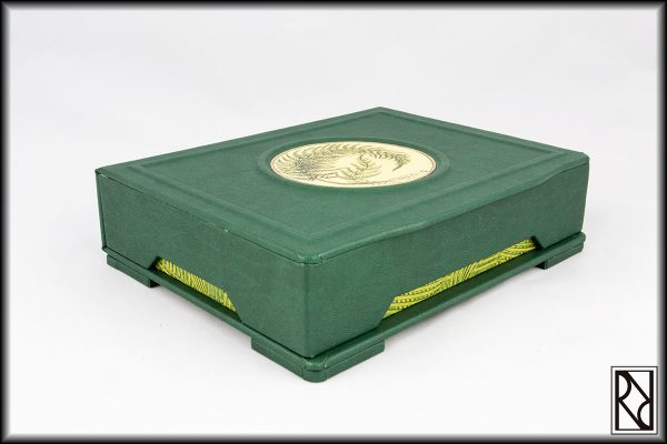 Dryopteris Flat Box - Raiz de Roble - Art & Crafts