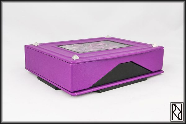 Butterfly Flat Box - Raiz de Roble - Art & Crafts